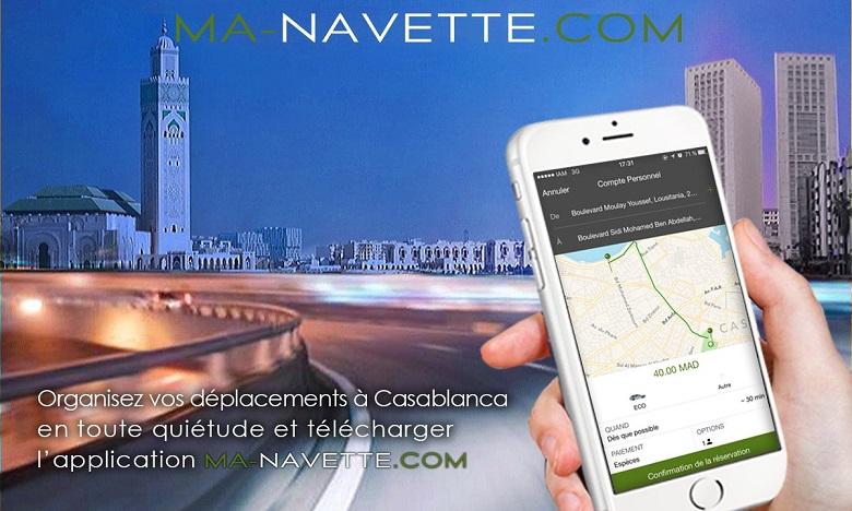 Le Maroc représenté par la startup Ma-Navette.Com à l'Africa 2018 Forum