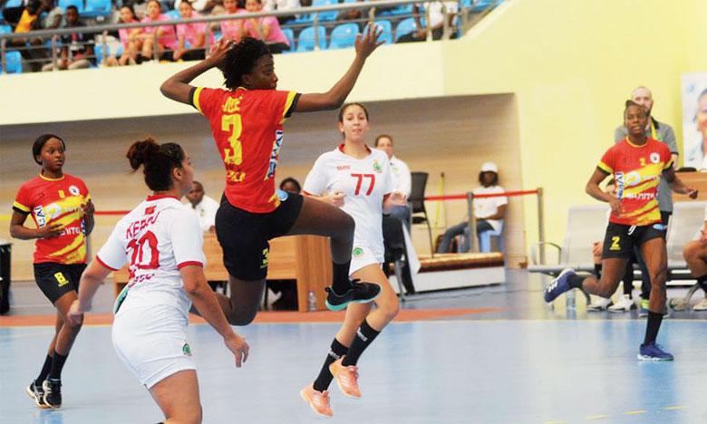 La sélection nationale en déroute devant la supériorité  des équipes africaines