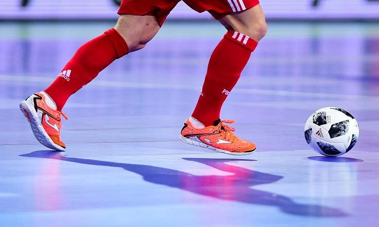 Futsal: le Maroc termine deuxième au tournoi international de Chine