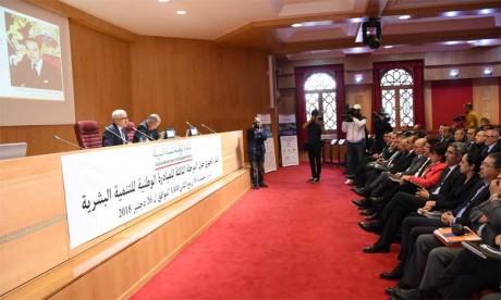 La promotion du capital humain au cœur des priorités  de la troisième phase de l'INDH