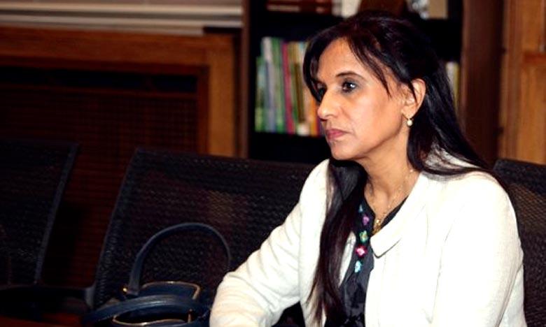 Amina Bouayach élue à la tête du Groupe de travail africain