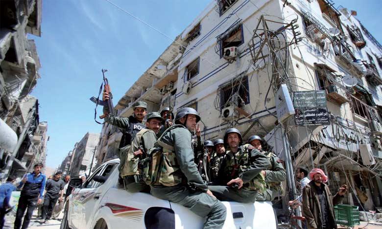 L'armée syrienne a annoncé vendredi son entrée dans un secteur du nord du pays, après un appel à l'aide des forces kurdes qui font face à des menaces d'offensive de la Turquie.                                                                                                                                                                                                                                                                                                                                                      Ph. Reuters