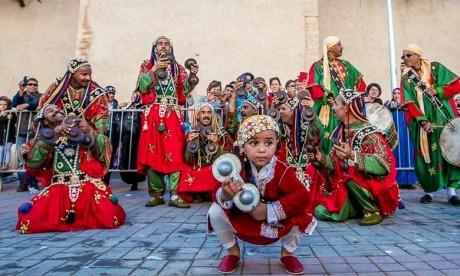 Patrimoine gnaoui : Essaouira assure la relève