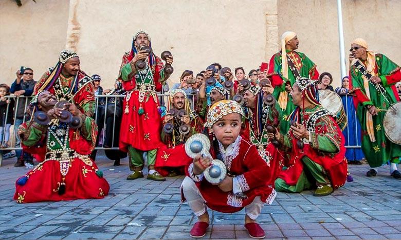 Jeter des passerelles entre ces générations montantes et de grands Maâlems qui ont donné beaucoup à cet art pendant de longues années. Ph : DR