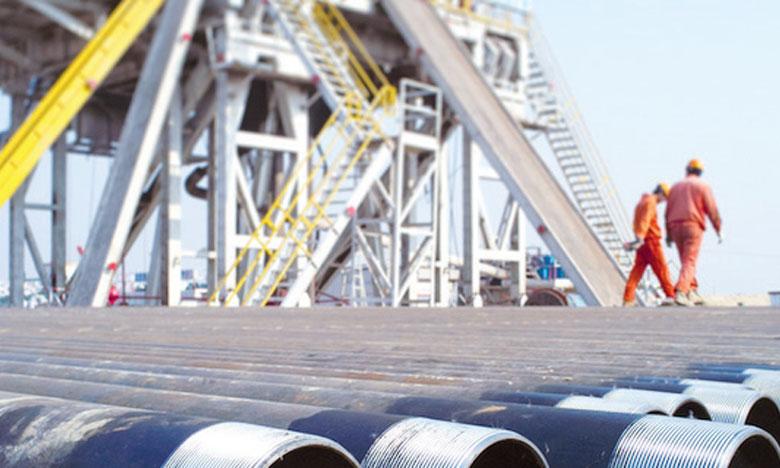 Sound Energy entame le forage  de son 2e puits dans le Grand Tendrara