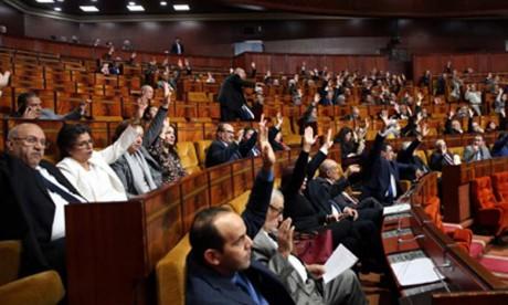 La Chambre des représentants adopte en seconde lecture le projet de loi de Finances 2019