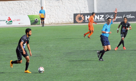 Le Stade marocain et Chabab Mohammedia calent