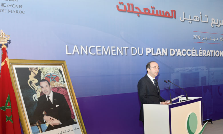 Le ministère de la Santé démarre le Plan  d'accélération2019-2021