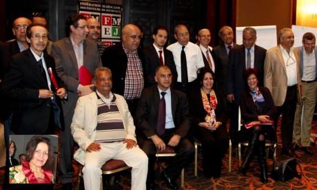 FMEJ : Bahia Amrani succède à Noureddine Miftah