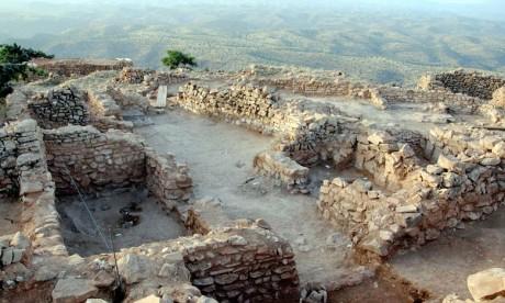 Signature d'une convention franco-marocaine dans le domaine de l'archéologie