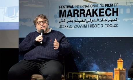 Master class avec Guillermo Del Toro
