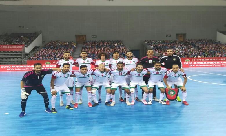 Belle victoire des Lions face à la Chine