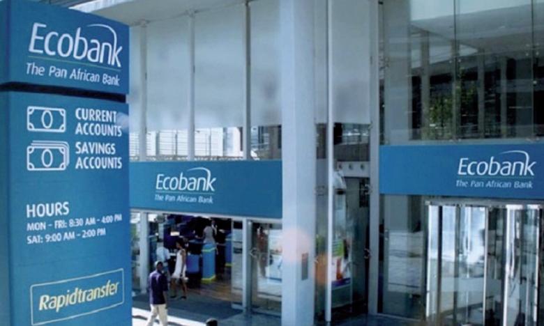 Ecobank dessert plus de 20 millions de clients dans 33 pays africains.