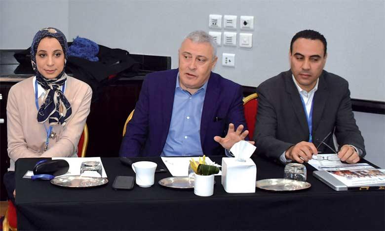 Thami Ghorfi: «Une fois l'accréditation obtenue, l'enjeu devient de la maintenir et nous sommes déterminés à la garder».  Ph. Sradni