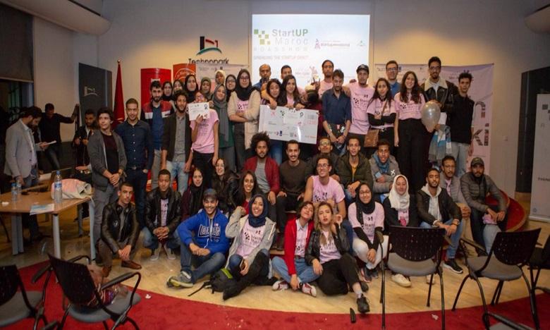 Carton plein pour le Startup Weekend Women à Casablanca