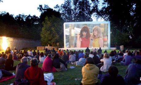 Cinquième édition  du Festival du cinéma  en plein air