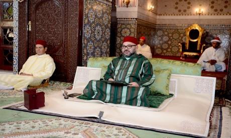 Message de condoléances de S.M le Roi au Serviteur des Lieux Saints de l'Islam