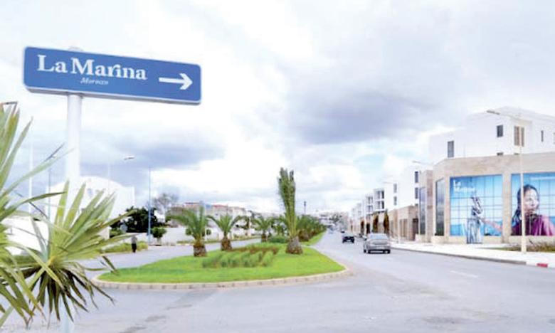 La livraison des «Résidences  Fairmont La Marina Rabat-Salé»  de Eagle Hills prévue pour fin2019