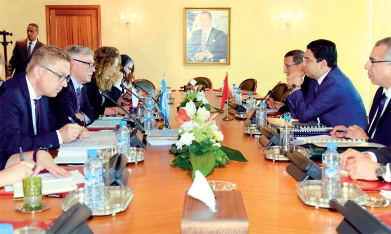 Le Maroc prend part aujourd'hui et demain à Genève à «une table ronde» consacrée au différend régional sur le Sahara marocain