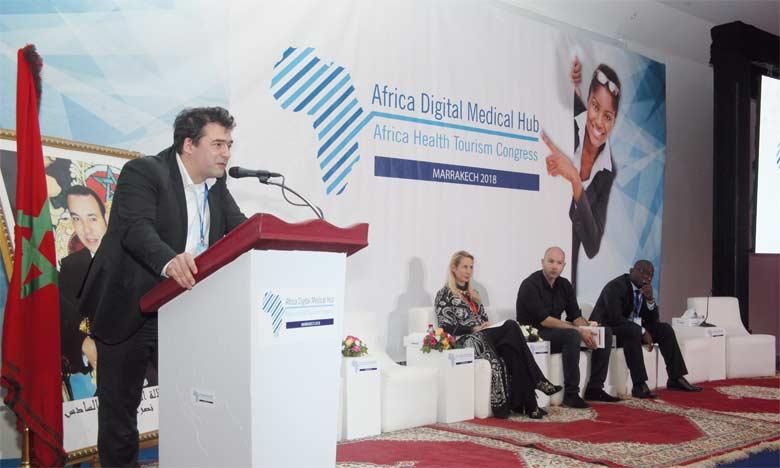 Les participants au congrès Africa Digital Medical Hub ont affirmé que la télémédecine représente aujourd'hui une solution  prometteuse pour développer un système de santé égalitaire et efficient.