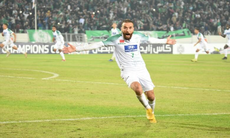 Le Raja évite le piège d'Al Ismaïly et accède au quart de finale