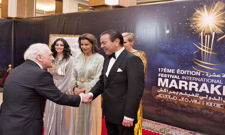 S.A.R. le Prince Moulay Rachid préside un dîner offert par S.M. le Roi à l'occasion de l'ouverture officielle de la 17è édition du FIFM