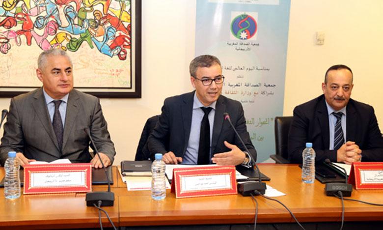 La «profondeur» des relations de coopération culturelle mise en avant à Rabat