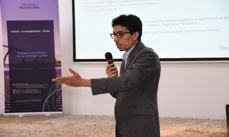 Badr Missaoui :  L'analytique au  cœur de l'entreprise agile