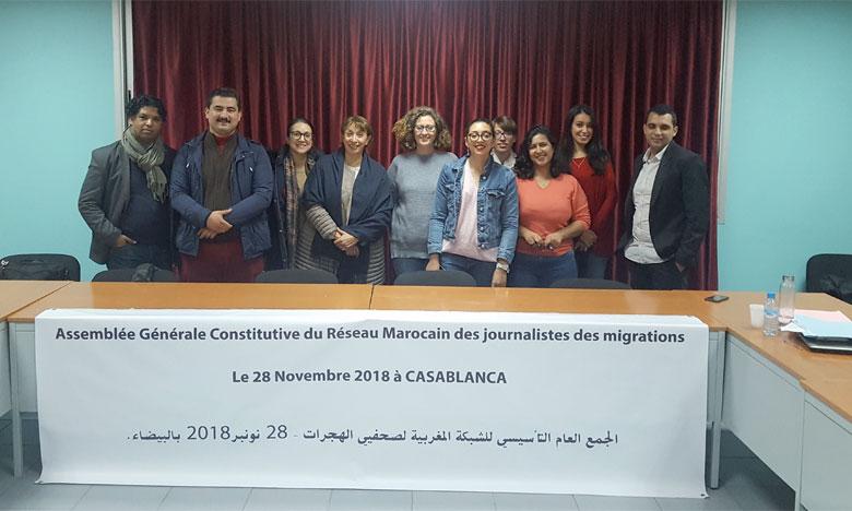 Des journalistes marocains créent leur propre réseau