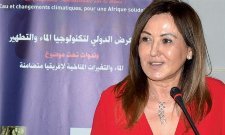 La Coalma élue membre des gouverneurs du Conseil mondial de l'eau