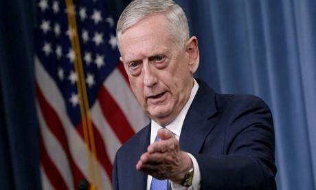 USA: Jim Mattis démissionne