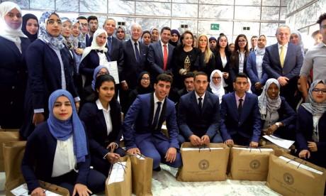 Trente-sept bacheliers des écoles Medersat.com primés