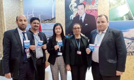 Les innovations de deux jeunes Marocains applaudies à la COP 24