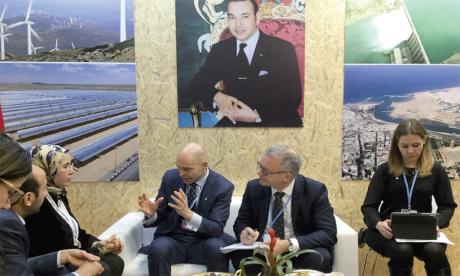 Le Centre mondial de l'adaptation au  changement climatique sollicite le Maroc