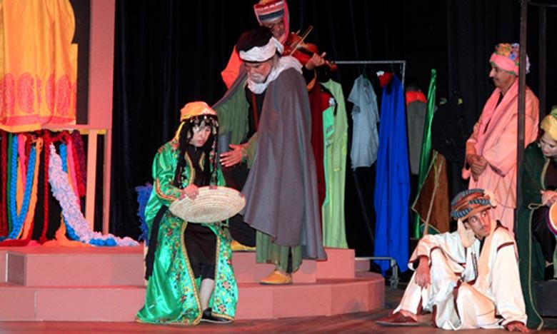 La troupe «Masrah Ennas» présente un remake de «Sidi Abderrahmane El Mejdoub»