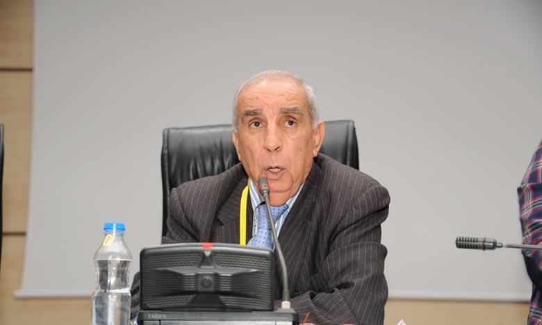 MP: Ameskane élu président du Conseil national
