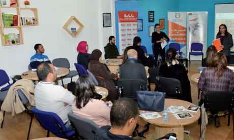 La Fondation Attijariwafa bank sensibilise les étudiants