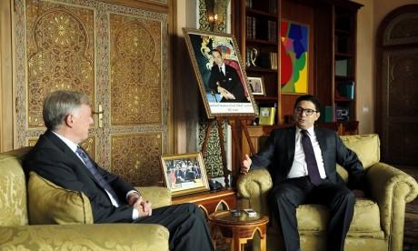 Table ronde sur le Sahara marocain: La délégation marocaine sera à Genève à cette date