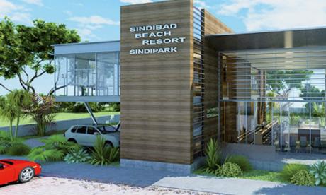 Sindibad Beach Resort est le seul projet marocain et africain à s'être distingué sur une longue liste en Pologne.