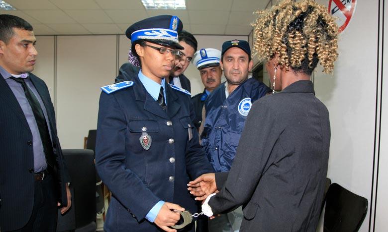 815 g de cocaïne saisis chez une Brésilienne à l'aéroport Mohammed V