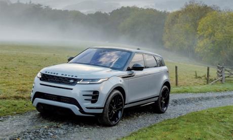 Le Range Rover Evoque se sophistique