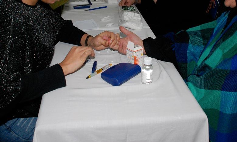 L'AMDD se mobilise pour les diabétiques nécessiteux