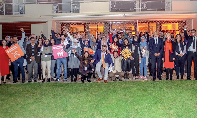 Pour sa première promotion, Orange Corners Morocco a sélectionné 15 projets en phase d'incubation et d'accélération.