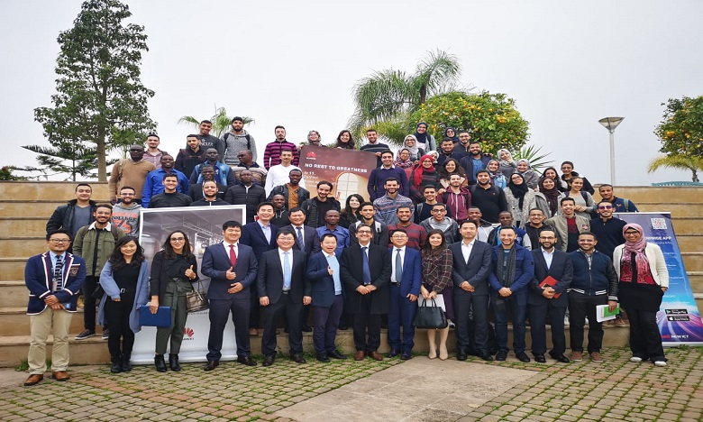 Huawei/ INPT : Pour un développement des compétences numériques