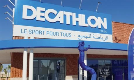 Chiffre d'affaires record pour Decathlon Maroc en 2019