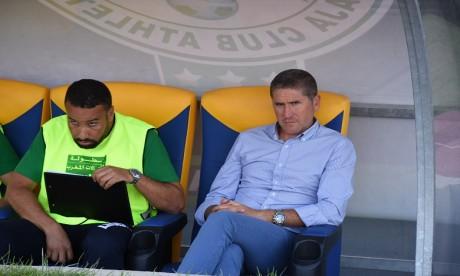 Garrido annonce son départ pour la fin de saison