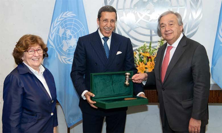 L'Assemblée générale de l'ONU endosse le Pacte de Marrakech sur la migration