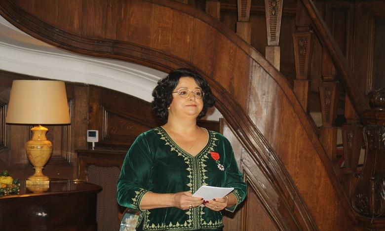 Qui est Latifa Akharbach, nouvelle présidente de la HACA