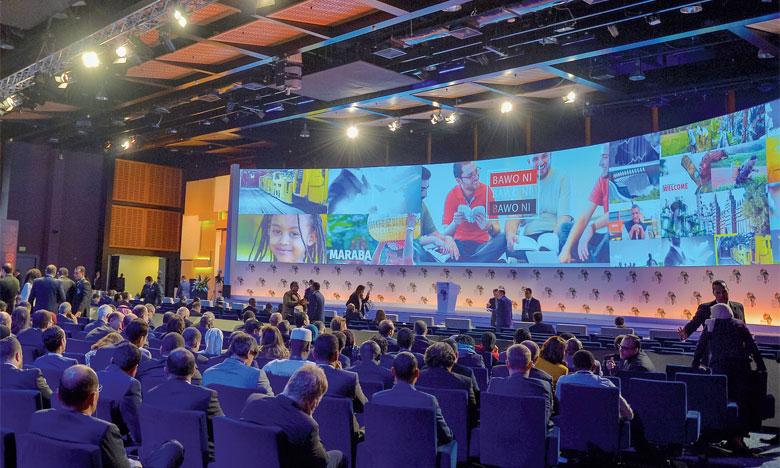 Les femmes à l'honneur au Forum Africa 2018