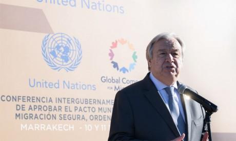Le Secrétaire général de l'ONU: Les dangers persistent toujours dans le monde